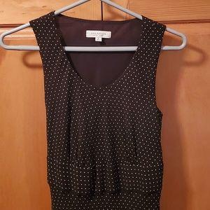 Polka dot Ann Taylor dress